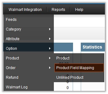 ProductFieldMappingMenu