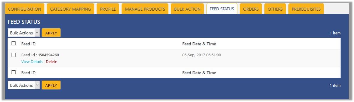 FeedStatusPage