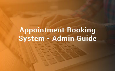 appointment guide booking system
