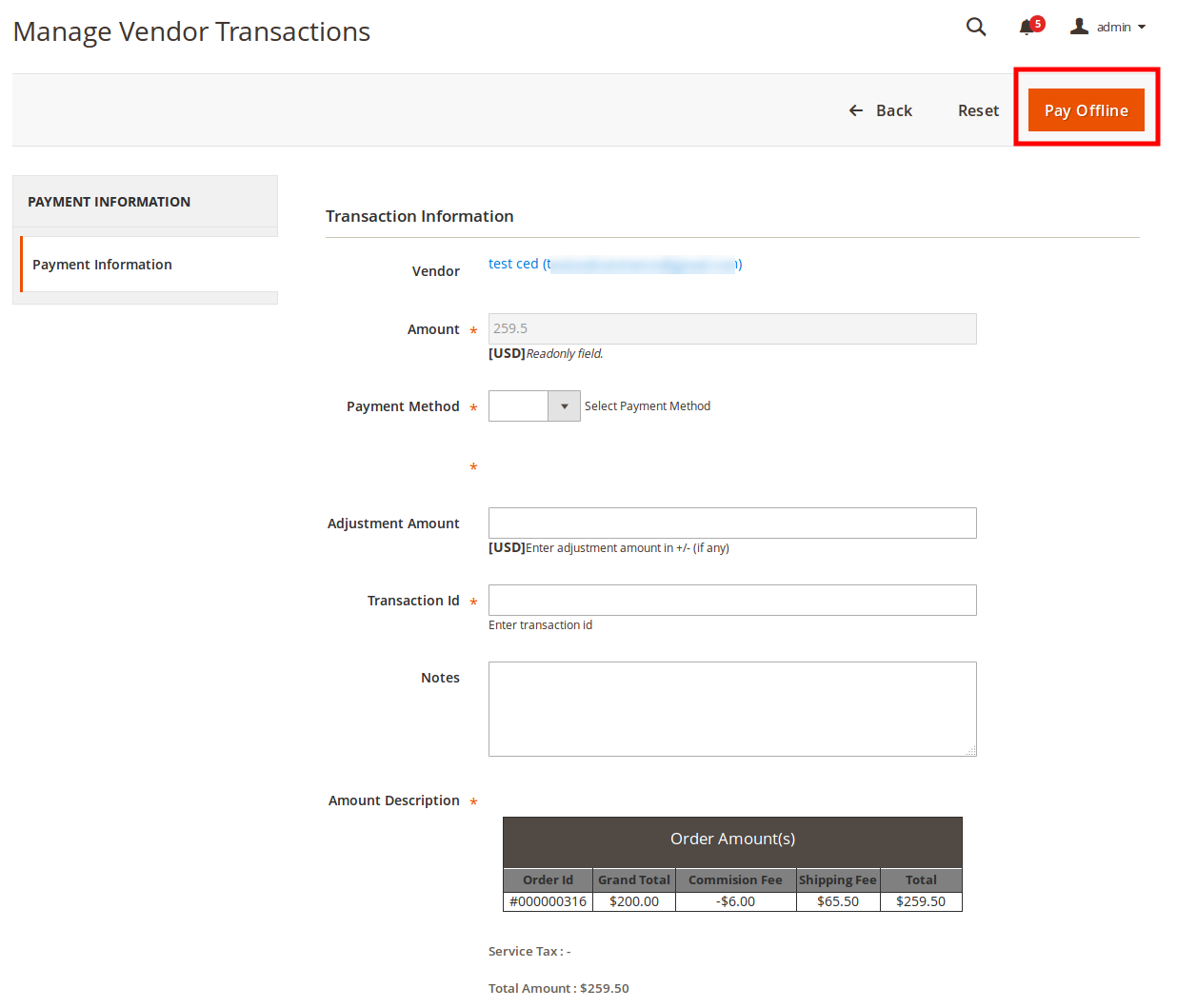 ManageVendorTransactionsPage_PayOfflineButton
