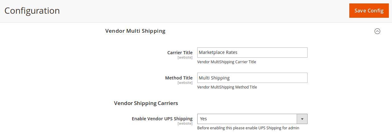 VendorConfigurationPage_Multishippingjpg