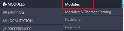 ModulesMenu