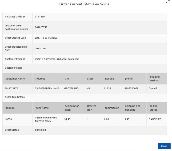 OrderCurrentStatusOnSears_FailedOrdersPage