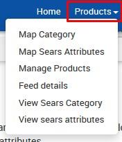 Sears_ProductsMenu