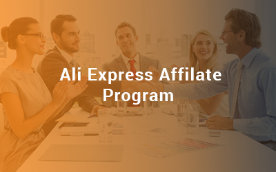 Ali express affilate program