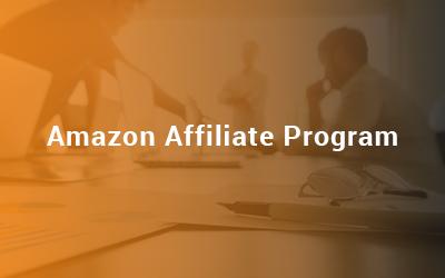 Amazon Affiliate Program
