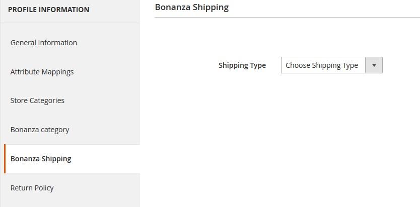BonanzaM2Integration_AddNewProfilePage_BonanzaShipping_1