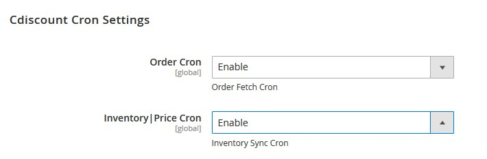 CdiscountIntegration_ConfigurationPage_CronSettings