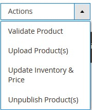 CdiscountIntegration_ProductListing_BulkActionList
