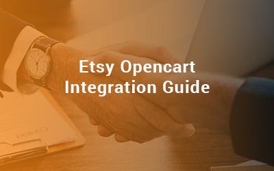 Etsy Opencart Integration Guide