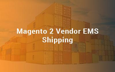 Magento 2 Vendor EMS Shipping -4