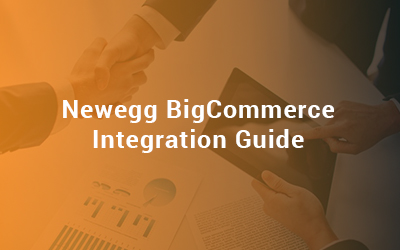 NewEgg BigCommerce Integration
