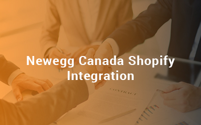 Newegg Canada Shopify Integration