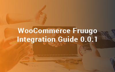 WooCommerce Fruugo Integration Guide 0.0.1