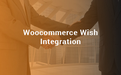 Woocommerce Wish Integration