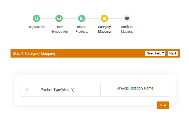 Newegg Shopify Integration