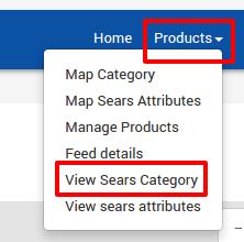 Sears Category