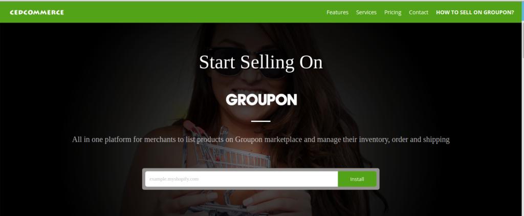 Install Groupon