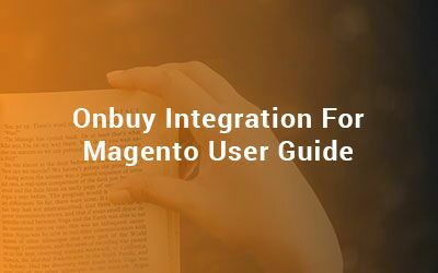 Onbuy Integration For Magento User Guide
