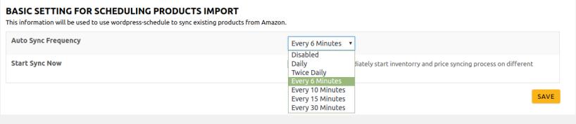 WooCommerce Amazon Importer