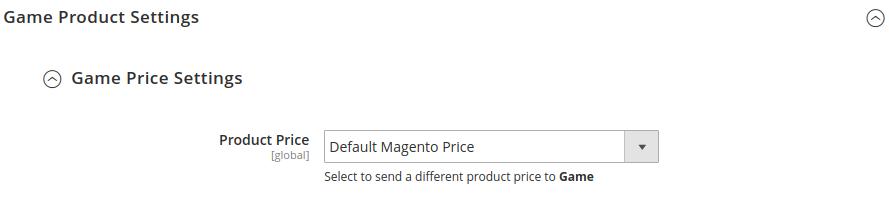 Game Magento 2 Integration