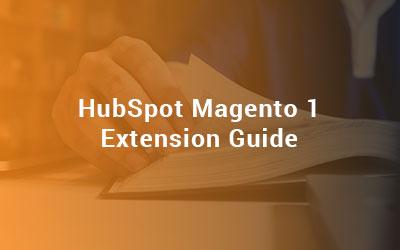 HubSpot-Magento-1-Extension-Guide