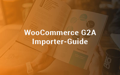 WooCommerce G2A Importer