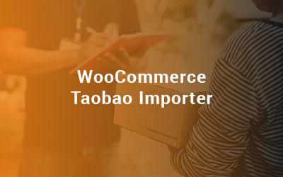 WooCommerce Taobao Importer