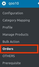 Qoo10 WooCommerce Integration