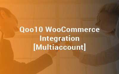 Qoo10 WooCommerce Integration Multiaccount