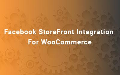 Facebook StoreFront