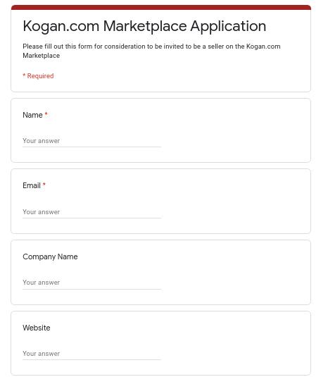 Kogan Intergration For WooCommerce