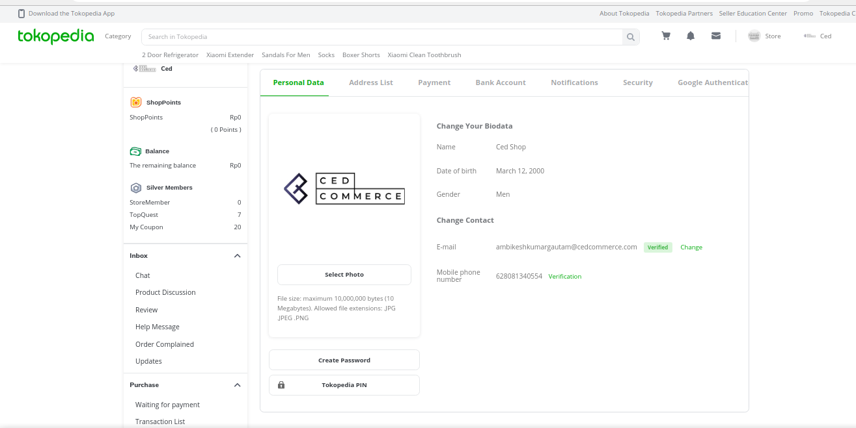 Tokopedia Integration For WooCommerce