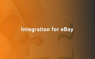 integration for ebay